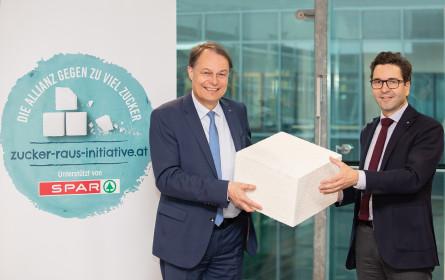 Markus Kaser übernimmt Sprecherrolle bei der zucker-raus-initiative