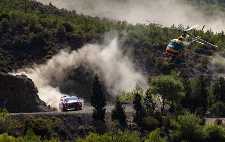 Rallye Monte-Carlo am 24. Jänner live