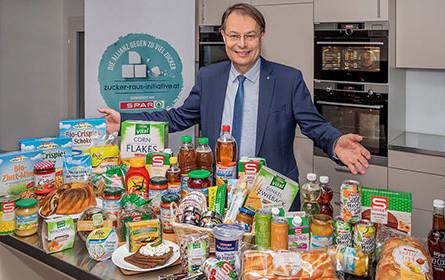 zucker-raus-initiative von Spar zieht erfolgreiche Bilanz