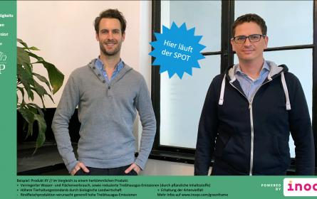 """""""Green Frame"""" – IP Österreich kreiert spezielles Werbeformat für Nachhaltigkeits-Startups"""