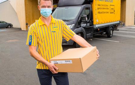 Online bei Ikea bestellen und ums Eck abholen