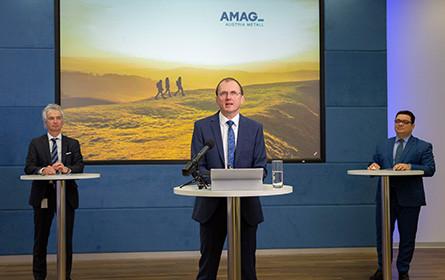 """Amag präsentiert """"solides Ergebnis in Corona-geprägtem Jahr"""""""