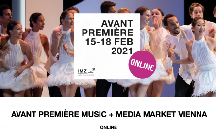 Avant Première Music + Media Market Vienna 2021