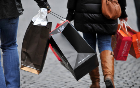 Deutscher Einzelhandel trotz Dezember-Umsatzeinbruchs mit Rekordjahr