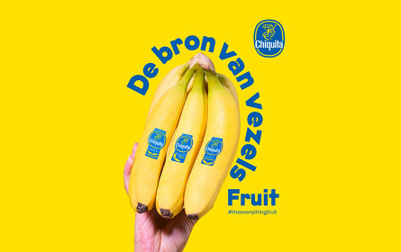 Chiquita präsentiert Sticker-Kollektion