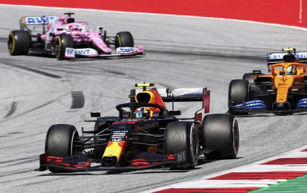 Formel 1-Saison startet im ORF und bei ServusTV