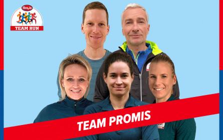 Hervis: Erfolgreicher Start für österreichweiten Team Run
