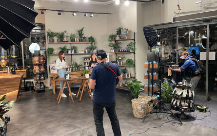 Digitale Mediensysteme (DMS) bringt Live-Shopping nach Österreich