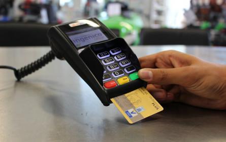 Bereitschaft bargeldlos zahlen steigt