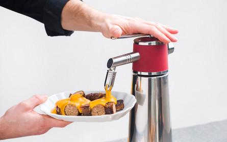iSi Culinary stellt neuen Thermo XPress Whip Plus vor