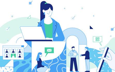 Smarte Lösungen für professionelles Teilnehmermanagement