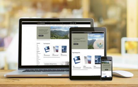 Neue Optik für den Onlineshop von Onlineprinters