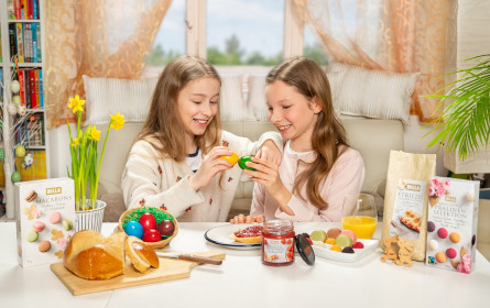 Trotz Corona wird der Großteil der Österreicher Ostern heuer mit der Familie feiern