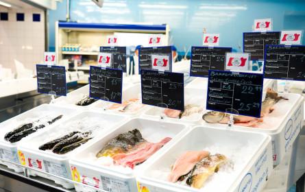 Metro ist einziger Großhändler Österreichs mit AMA-zertifiziertem Frischfisch