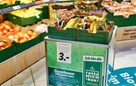"""Rette mich Box"": Gemeinsam Lebensmittel retten"