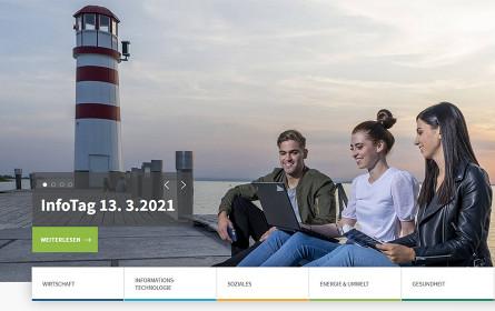 Online-Infotag der FH Burgenland