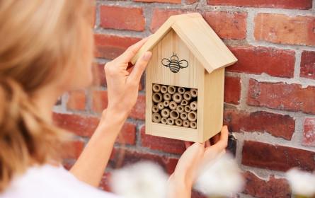 Tchibo setzt sich für Bienenschutz ein
