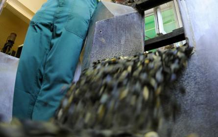 Steirisches Kürbiskernöl nun auch in China eine Regionalmarke