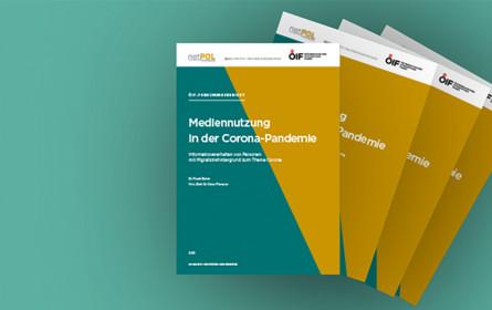 ÖIF-Forschungsbericht zur Mediennutzung von Migranten in der Pandemie