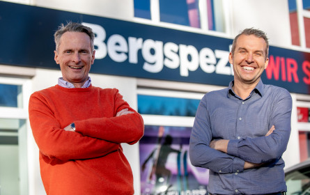 "Sportprofi ""Bergspezl"" expandiert nach Wien und Linz"
