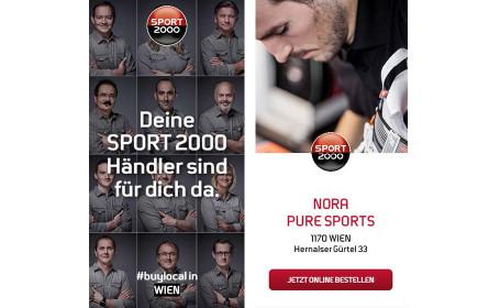 Sport 2000 unterstützt Händler mit Buy Local-Kampagne von e-dialog