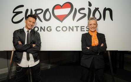 """65. Song Contest: Österreich verkündet mit Powerballade """"Amen"""""""