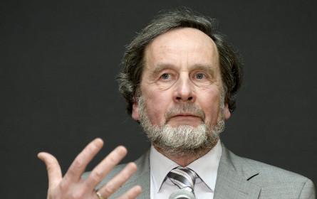 Journalist im Einsatz für Qualität: Engelbert Washietl wird 80