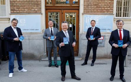 """Stadt Wien und Wirtschaftskammer rollen """"Alles gurgelt!"""" aus"""