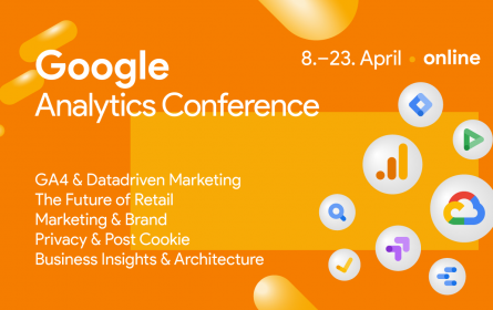 GACon 2021: Google Analytics Conference D-A-CH