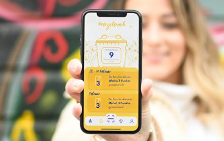 RecycleMich-Initiative: Österreichische Getränkehersteller mit innovativer App-Lösung für Steigerung der Sammelquote