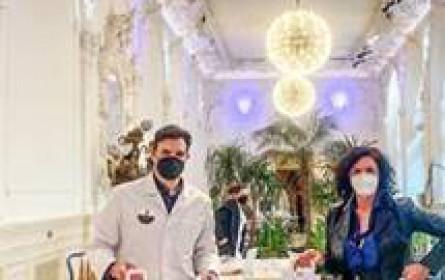 ViennaBallhaus und Apotheke zur Austria starten Event-Saison 2021