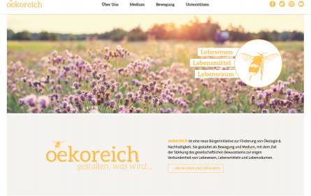 """Neues Medium """"oekoreich"""" gestartet"""