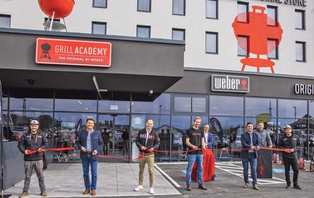 Neues Grill-Mekka in Graz