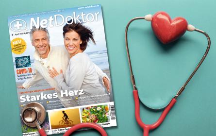 """""""Netdoktor"""" ab sofort auch im Zeitschriftenhandel"""