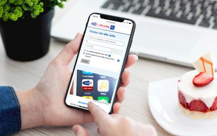 """""""alle jobs"""" – UniqueFessler und Grayling kommunizieren zur neuen Job-Suchmaschine des AMS"""