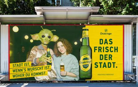 """""""Das Frisch der Stadt"""" – Ottakringer Brauerei launcht neue Imagekampagne"""