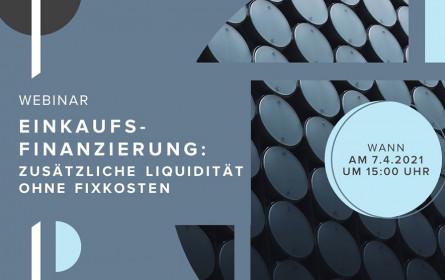 "Start der BDO-Webinar-Reihe ""Innovative Finanzierungsinstrumente"""