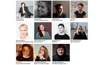 CCA-Venus 2021: Juryvorsitz wird zu 100 Prozent weiblich