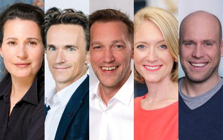 Dentsu Austria setzt Transformationskurs mit neuem Management fort