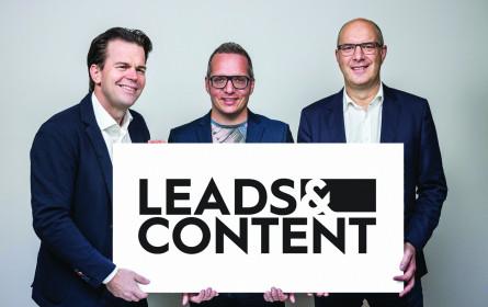 Lead&Content, die neue Agentur von Dominik Frey, vermeldet Neukunden