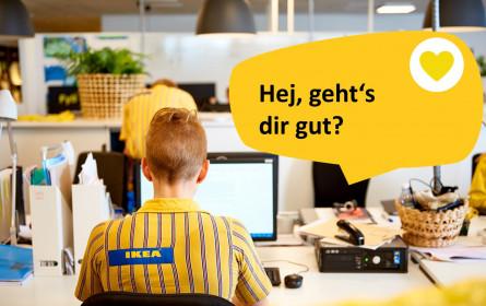 Ikea macht sich für mentale Gesundheit der Mitarbeiter stark