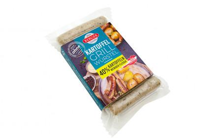 Berger Schinken bringt fleischreduzierte Grillwürstel mit 40% Kartoffel-Anteil