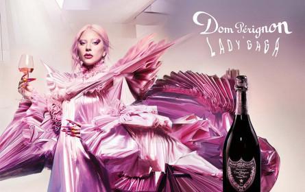 Dom Perignon X Lady Gaga kooperierern