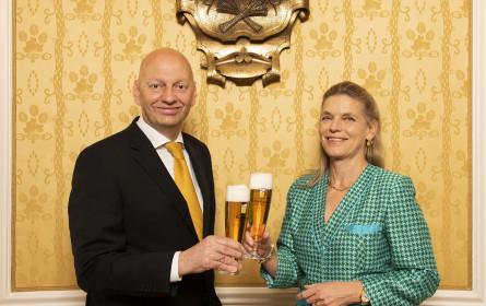Wechsel an der Spitze des Österreichischen Brauereiverbands