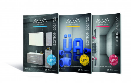 Alva-einfach: Die neuen Kataloge sind da