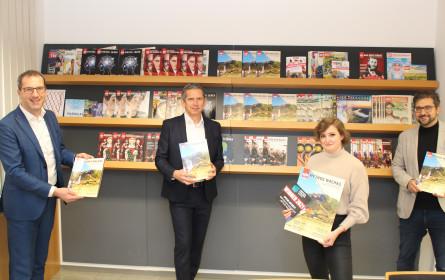 """Die """"NÖN"""" produzieren eines der besten Magazine Europas"""