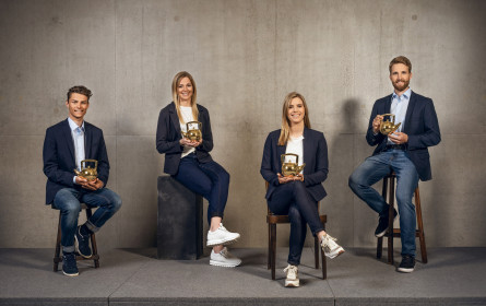 "Beliebteste Wintersportler: ""Goldene Teekanne"" für Publikumslieblinge"