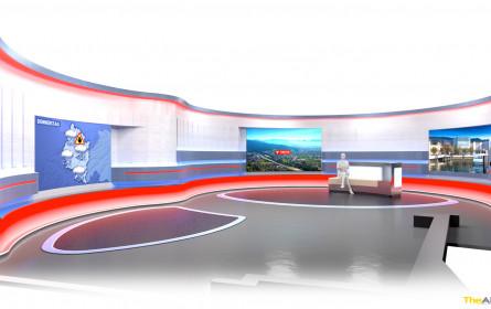 Neues TV-Studio im ORF Vorarlberg