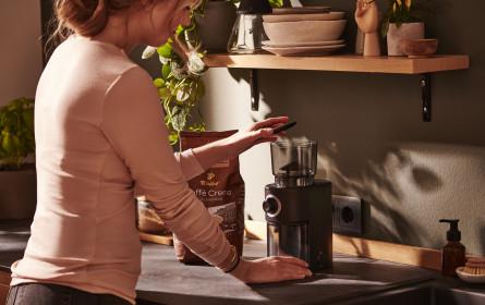 Tchibo-Kaffeemühlen: Frisch gemahlen, voller Geschmack