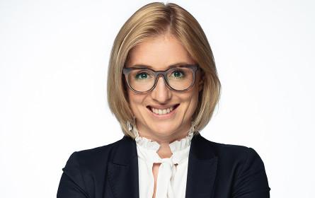 Teresa Gangl neue Geschäftsstellenleiterin bei Otis in Oberösterreich